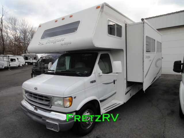 Jayco Designer 3150 Class C Motorhome Camper RV For Sale Satellite