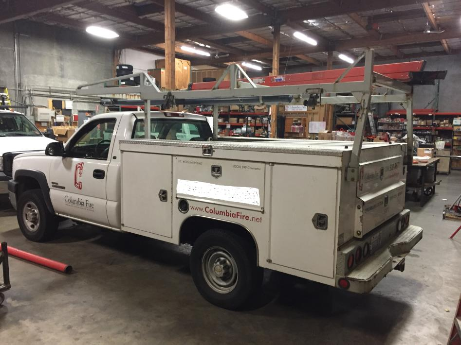 2004 Chevrolet C2500 Utility Truck - Service Truck