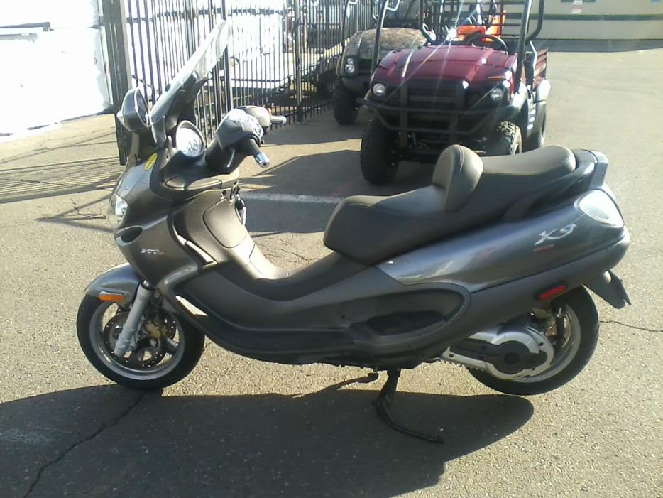 piaggio x9 evolution 500 motorcycles for sale in sacramento california. Black Bedroom Furniture Sets. Home Design Ideas