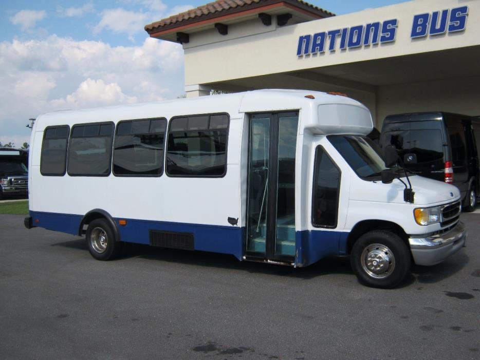 1997 Champion Challenger Ch250  Bus