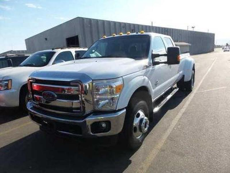 2012 Ford F-350 Super Duty King Ranch