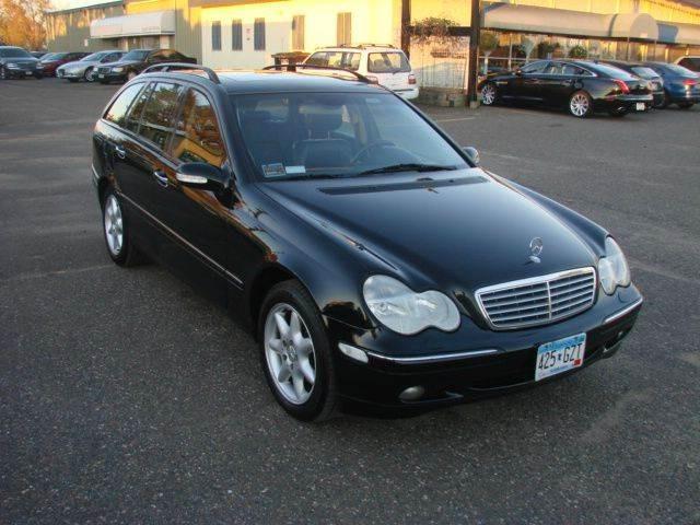 2003 Mercedes-Benz C-Class C240 4MATIC AWD 4dr Wagon