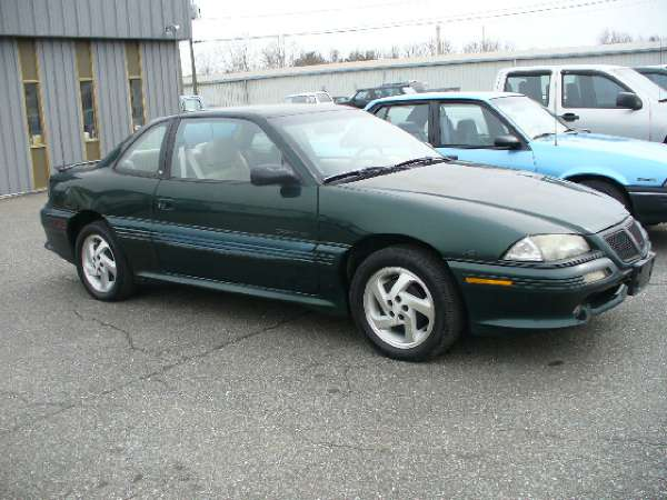 1995  Pontiac  GRAND  AM  GT