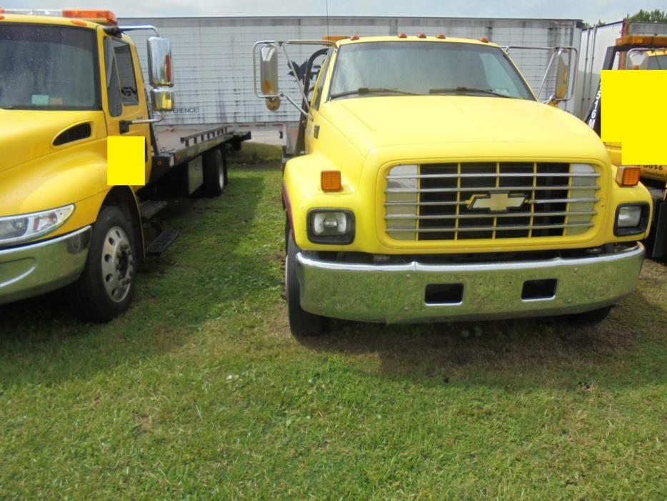 1995 Chevrolet C5500  Rollback Tow Truck