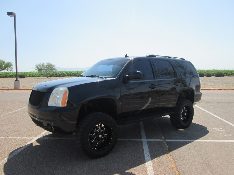 Gmc Yukon Lifted Wheels Tires Cars for sale