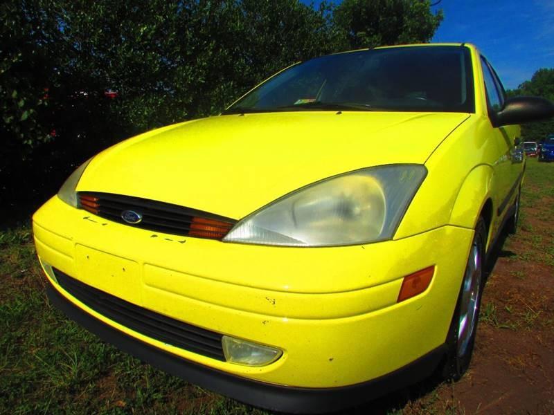 2001 Ford Focus SE 4dr Wagon