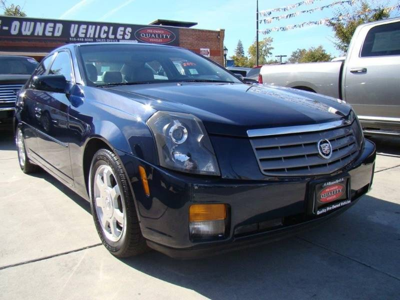2003 cadillac cts cars for sale. Black Bedroom Furniture Sets. Home Design Ideas