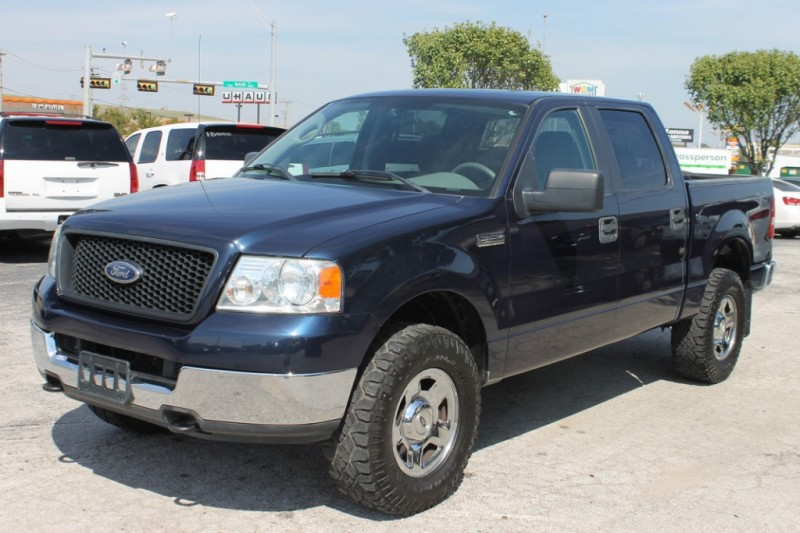 2005 ford f150 xlt 4x4 cars for sale. Black Bedroom Furniture Sets. Home Design Ideas