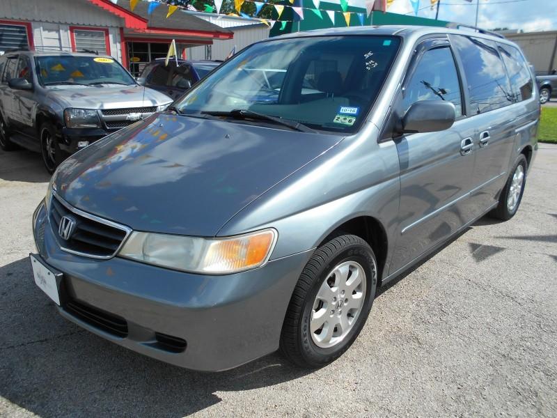 2002 Honda Odyssey 5dr EX