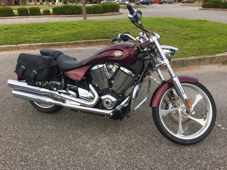 victory vegas motorcycles for sale in milton florida. Black Bedroom Furniture Sets. Home Design Ideas