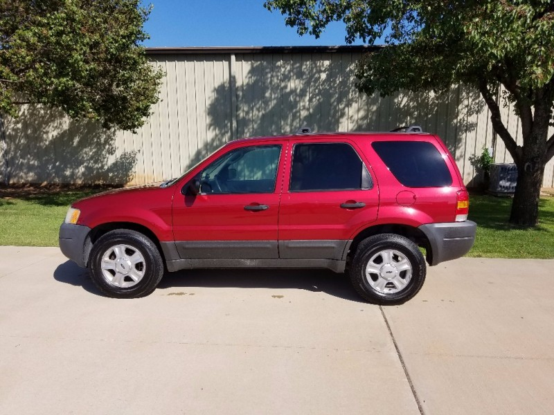 2003 Ford Escape Xlt Cars For Sale