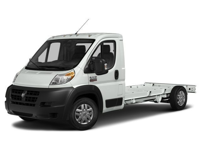 2017 Ram Promaster 3500 Cab Chassis  Cab Chassis