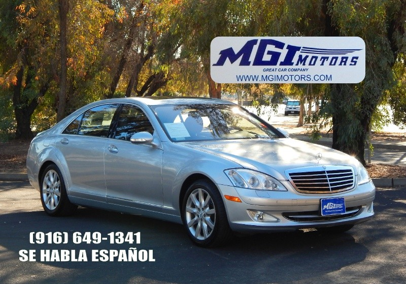 2007 Mercedes S-Class 5.5L V8 WOW Beautiful Sedan OMG...Just Simply The Best