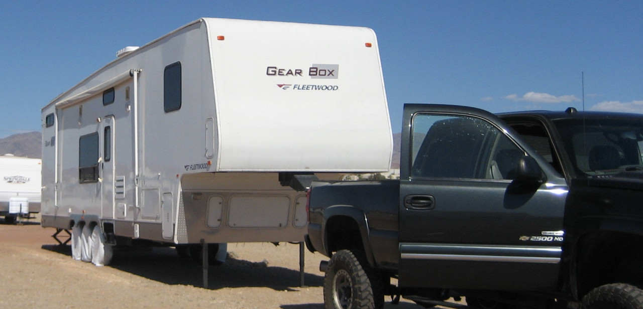 2005 Fleetwood Gearbox Rvs For Sale
