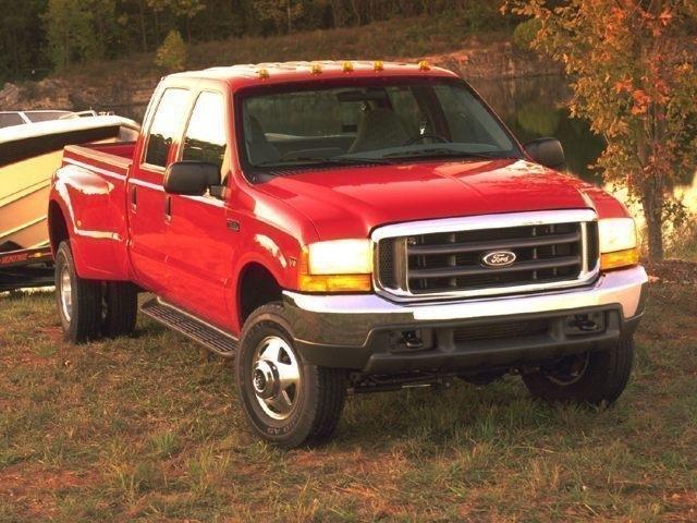 1999 Ford Super Duty F-350 Srw  Pickup Truck