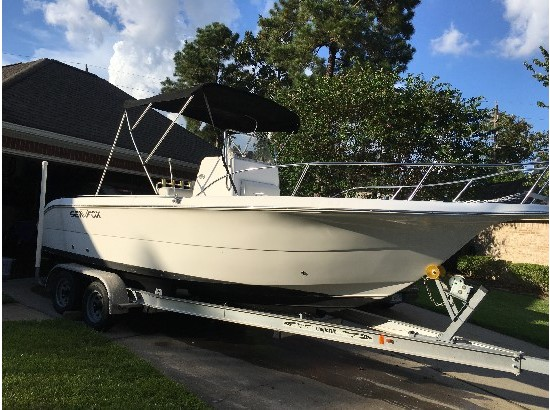 2005 Sea Fox 230 Center Console