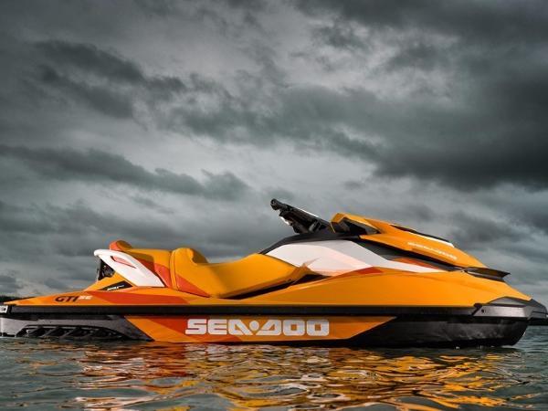 2017 Sea-Doo GTI SE Rotax 1503 4-TEC
