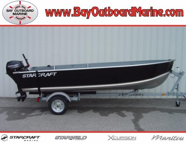 2016 STARCRAFT MARINE 14 SF