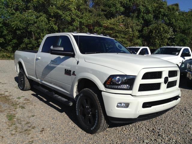 2017 Ram 2500 Laramie 4x4 Crew Cab 8 Box  Pickup Truck