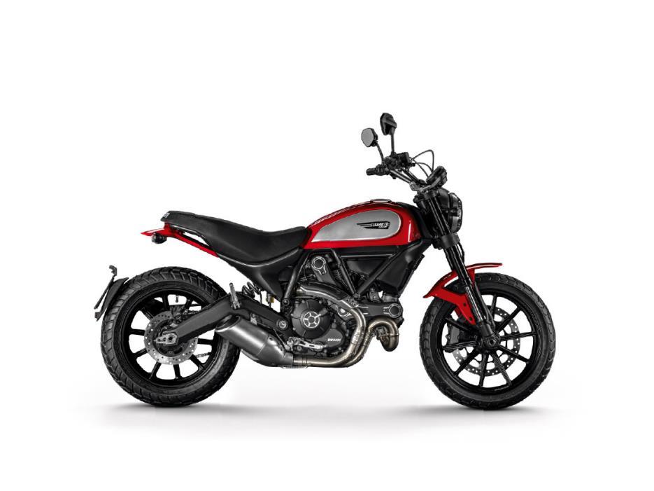 2016 Ducati SCRAMBLER SIXTY-2