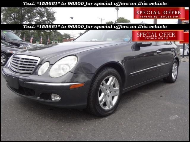 2003 Mercedes-Benz E Class *AFFORDABLE LUXURY AT ITS FINEST*