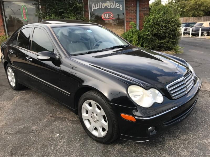 2006 Mercedes-Benz C280 4dr Luxury Sdn 3.0L