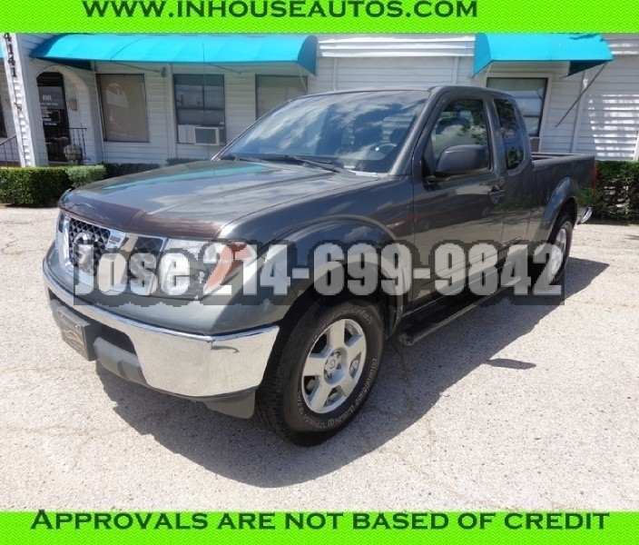 2008 Nissan Frontier 2WD King Cab V6 Auto SE XE LE NISMO Off Road 2WD 4WD 4.0L 08 Frontier Truck Spe
