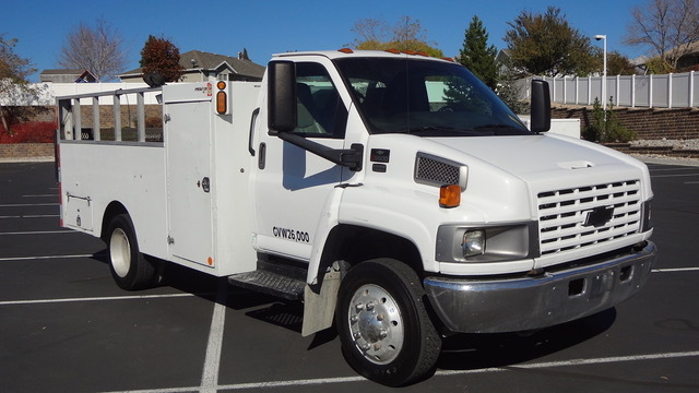 2006 Chevrolet C5500  Cab Chassis