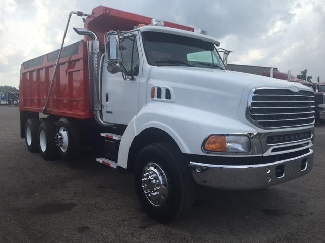 2003 Sterling Lt9522 Dump Truck