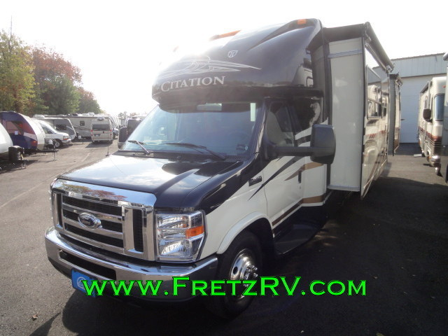 Thor Motor Coach Chateau Citation 29tb Certified Pre-Owned Warranty
