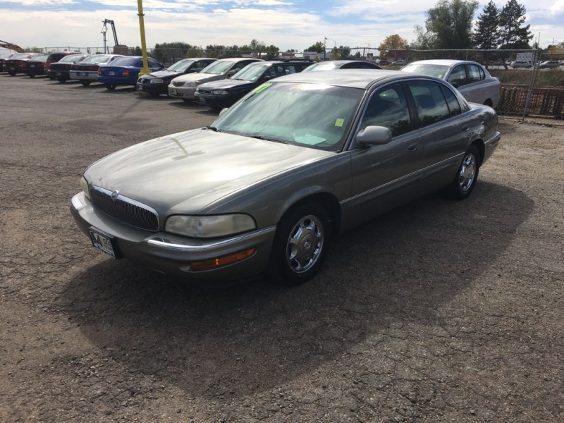 1997 Buick Park Avenue 4dr Sdn Ultra