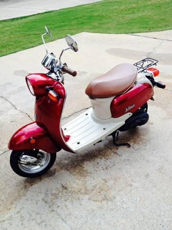 2004 Yamaha Vino Motorcycles for sale