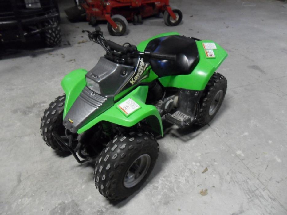 Kawasaki Kfx 80 Motorcycles for sale