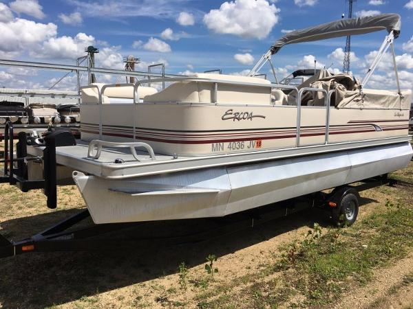 2003 Ercoa Sun Skipper 21