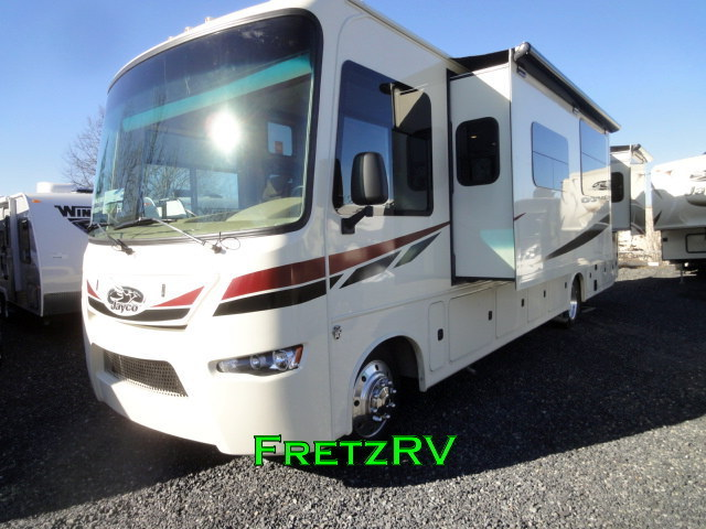 Jayco Precept 35s Class A Rv Motorhome Camper Coach