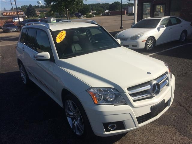 2012 Mercedes-Benz GLK GLK350 4MATIC