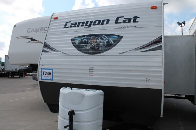 Palomino Canyon Cat 30DBSC