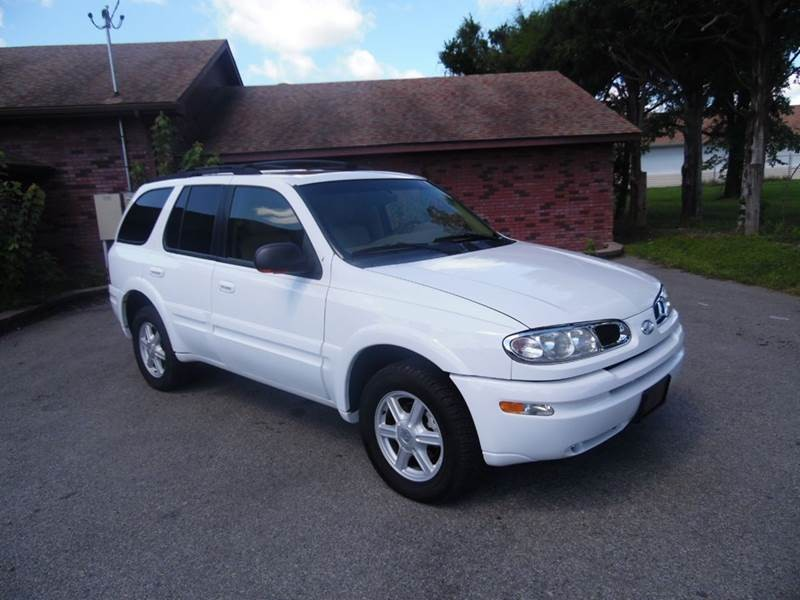 2002 Oldsmobile Bravada Base AWD 4dr SUV