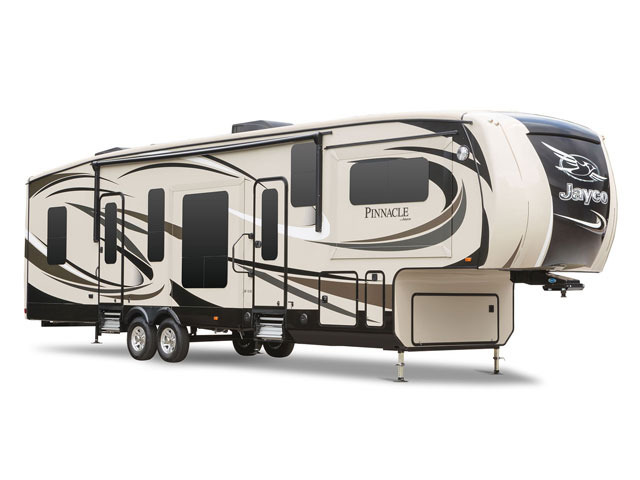 Jayco Pinnacle 36fbts Luxury Fifth 5th Wheel RV Camper Trader