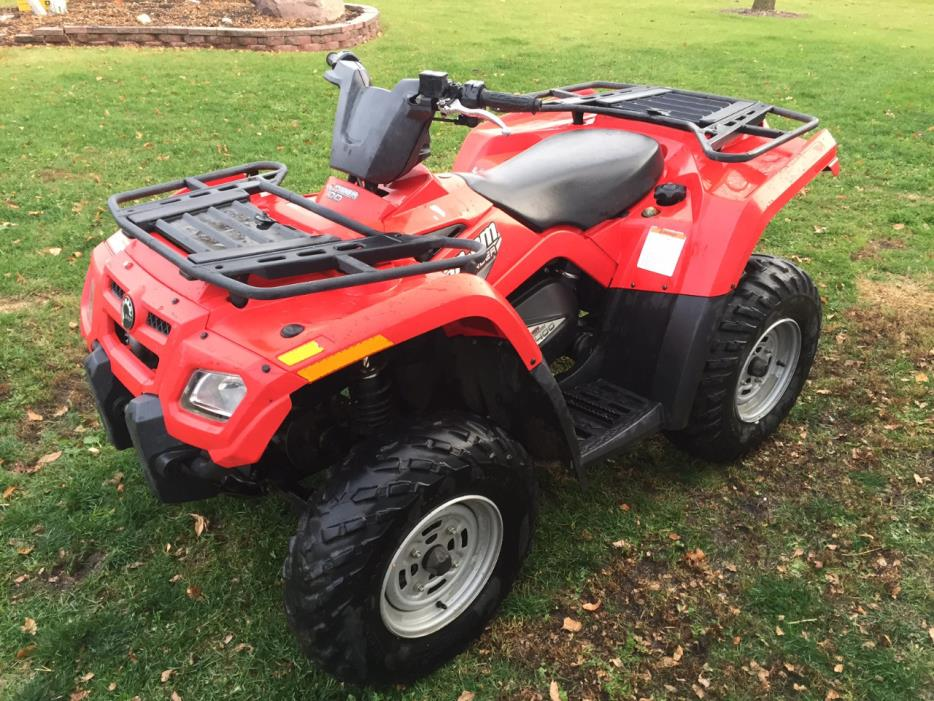 2007 Can-Am OUTLANDER 400