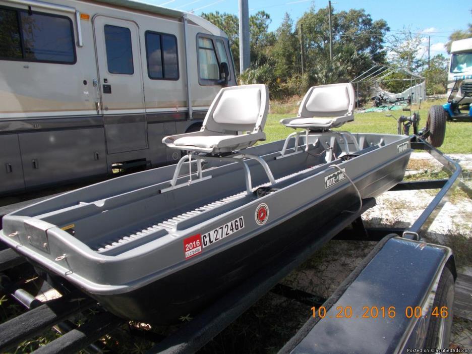 Boats For Sale Cincinnati >> Pond Prowler Boats for sale