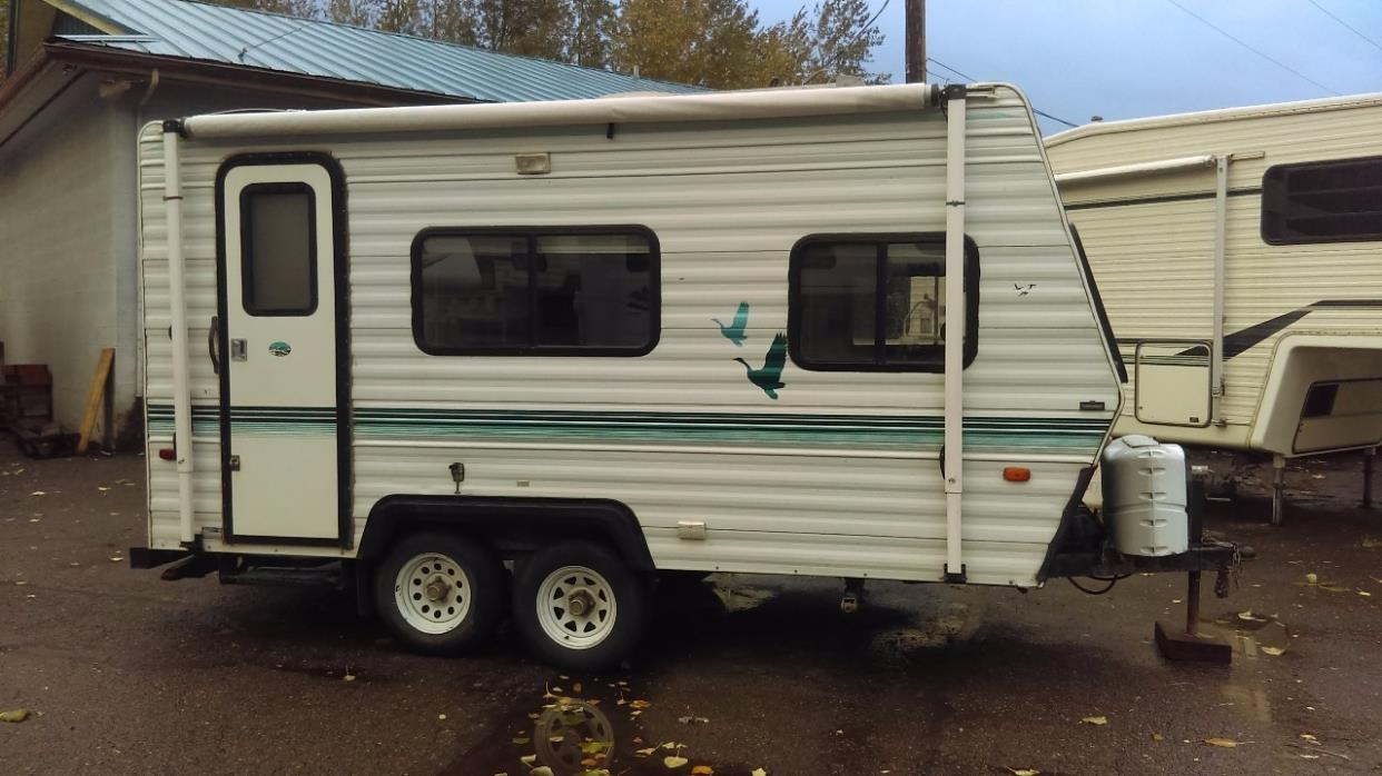 Tacoma Travel Trailer >> Nash 16t RVs for sale