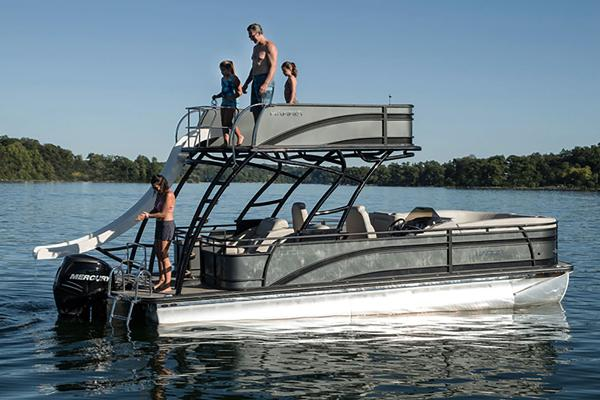 Double Decker Pontoon Boat Boats For Sale