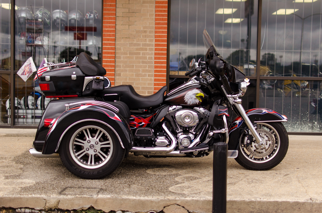 Harley Davidson Tri Glide Ultra Motorcycles For Sale In