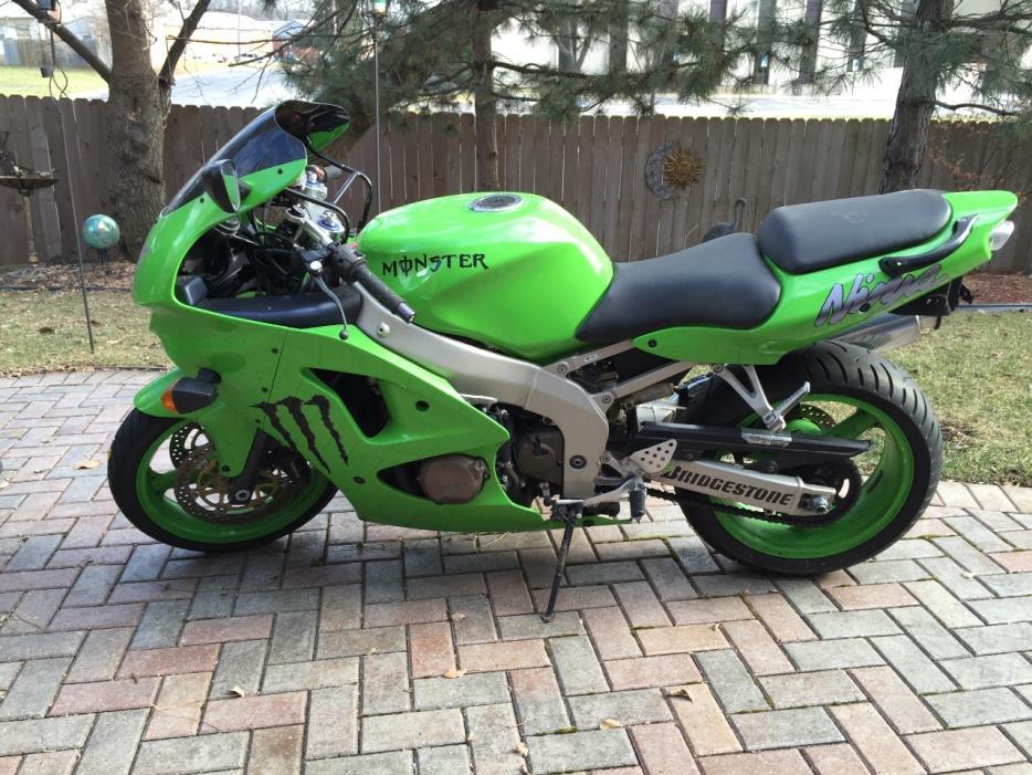 Kawasaki Ninja For Sale Chicago