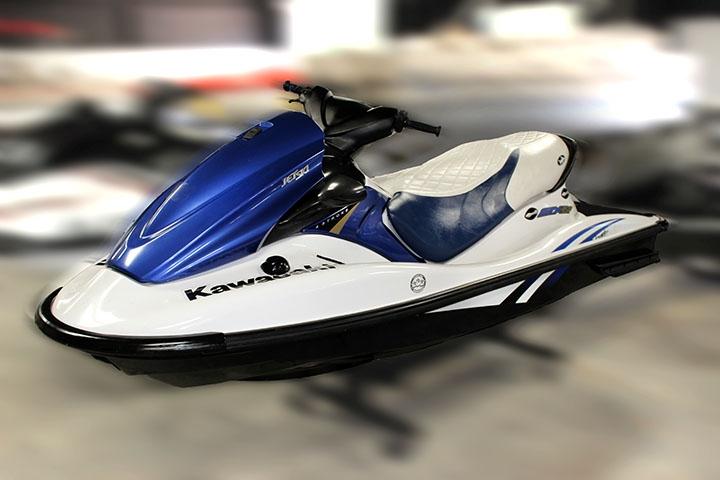 2005 Kawasaki STX 15F