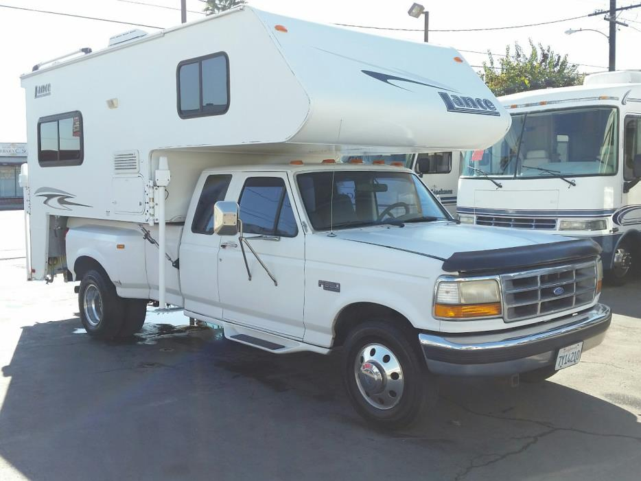 2008 Lance 915 with Ford truck