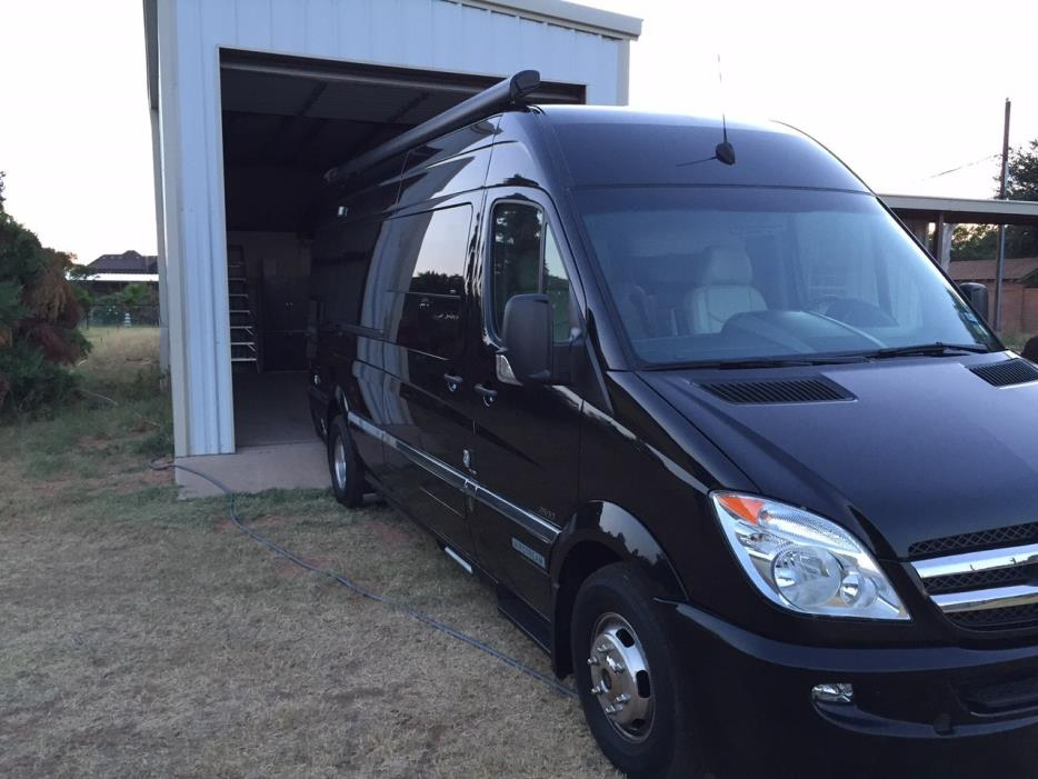 2010 airstream rvs for sale in midland texas for Mercedes benz dealership midland tx