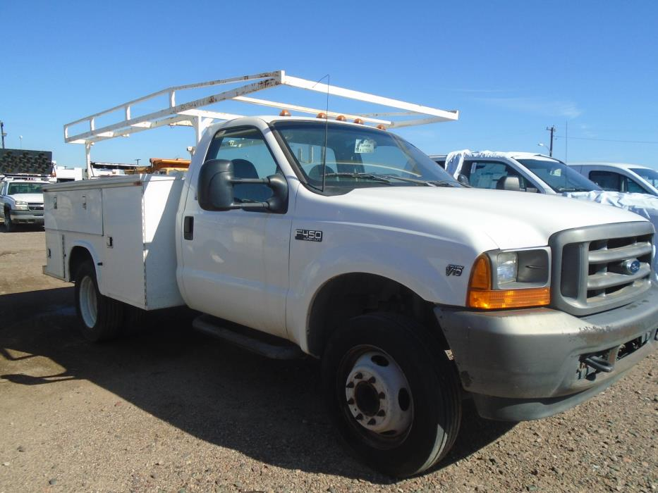 2006 Ford F450  Utility Truck - Service Truck