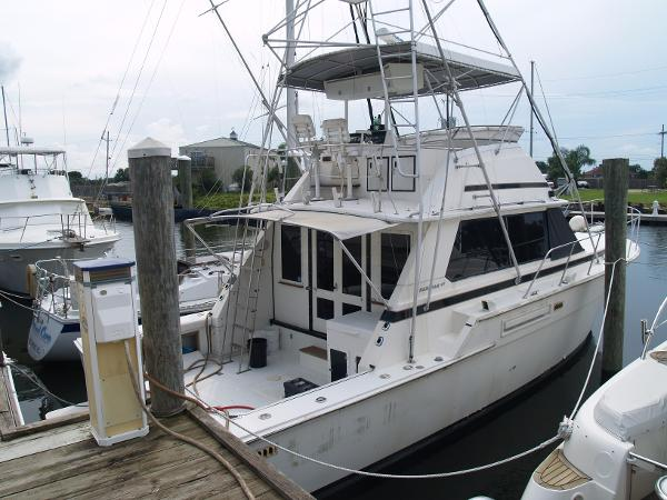 1980 Bertram 42 Sport Fisherman
